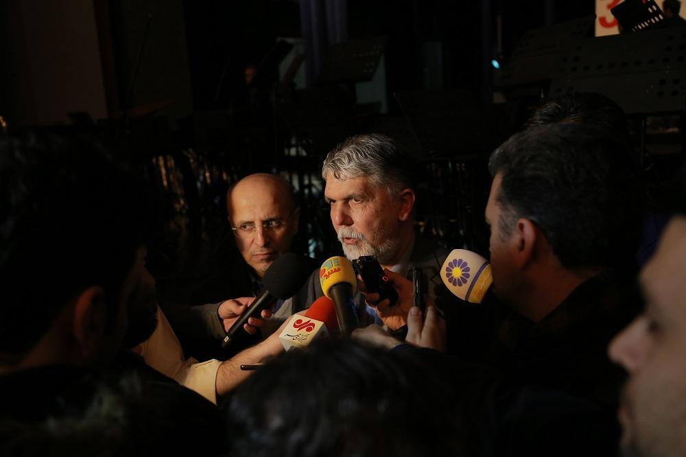 روایت وزیر ارشاد از شکست پروژه تحریم جشنواره موسیقی فجر
