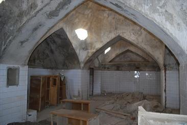 مرمت قدیمی ترین حمام استان یزد، حمام سریزد جان دوباره می گیرد