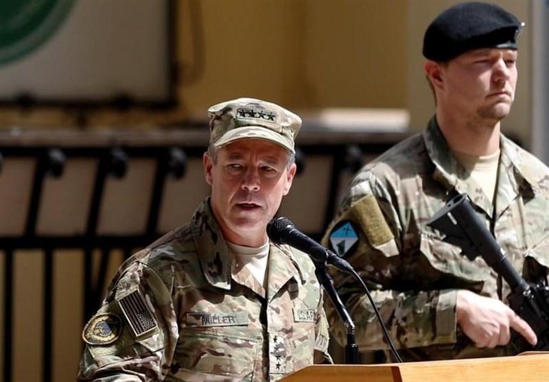 ژنرال میلر: شاهد کاهش خشونت ها در افغانستان هستیم