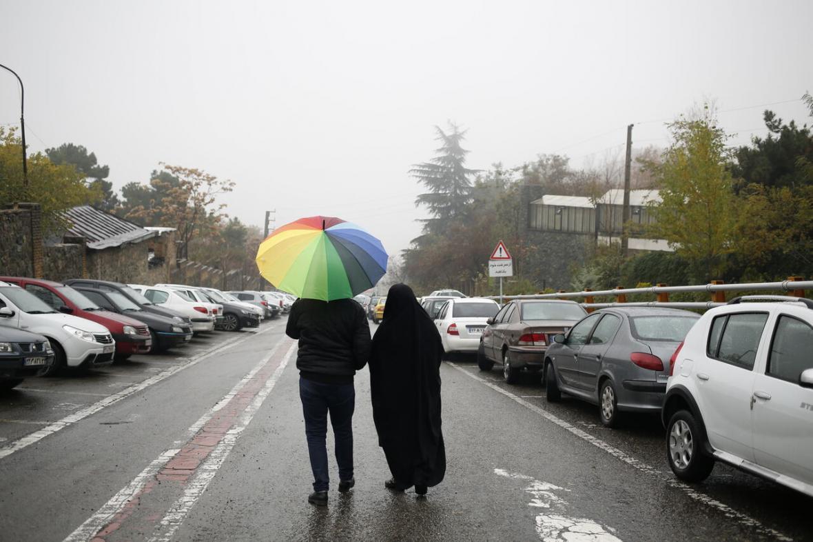 خبرنگاران سامانه بارشی وارد آسمان استان تهران می شود