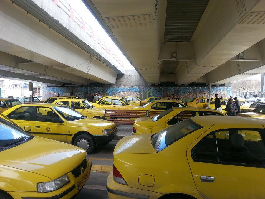 تخصیص اعتبار برای جبران خسارات رانندگان تاکسی