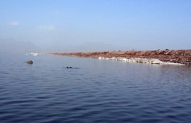 دریاچه ارومیه 1، 5 میلیارد مترمکعب آب دارد
