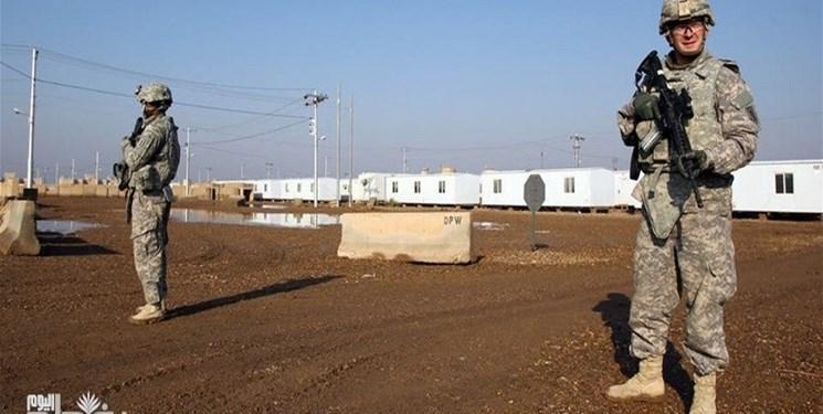 الحشد الشعبی: آمریکا پایگاه K1 کرکوک را به زندان سربازانش تبدیل نموده است