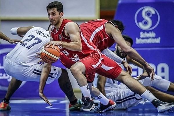 حریفان بسکتبال زیر 23 ساله های ایران در رقابت های جهانی معین شدند