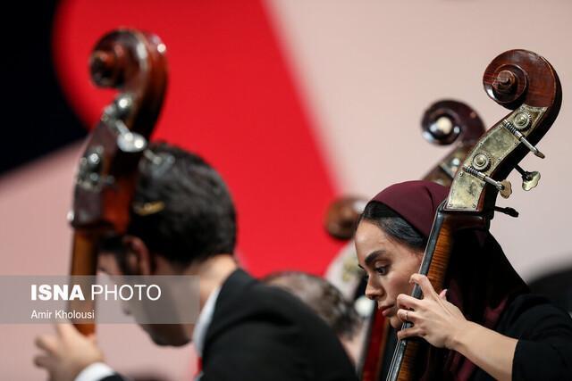 ارکستر سمفونیک تهران و جوانان اروپا با هم می نوازند