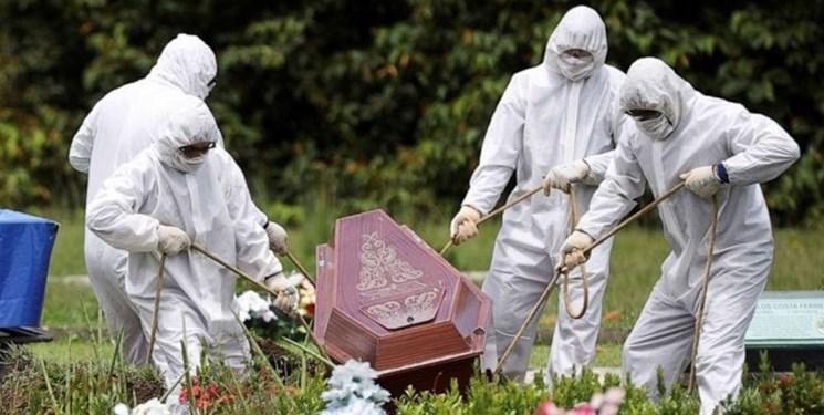 قربانیان کرونا در آمریکا به مرز 69 هزار نفر رسید