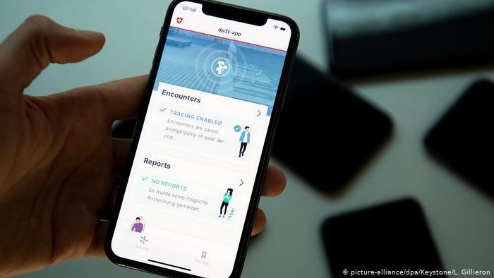 عرضه اپلیکیشن هشدار کرونا در آلمان