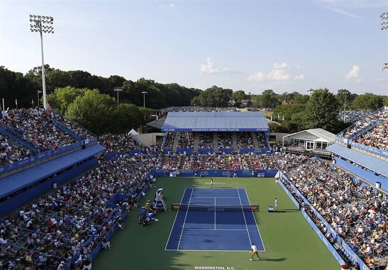 آغاز دوباره رقابت های تنیس مردان دنیا در واشنگتن