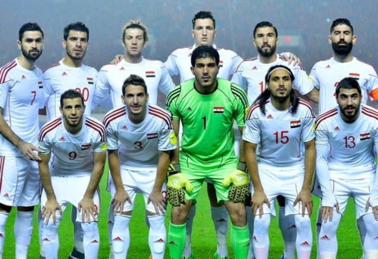 ملاقات محبت آمیز تیم ملی فوتبال ایران و سوریه در تهران