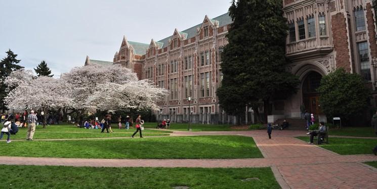 ابتلای 121 دانشجوی دانشگاه واشنگتن به کرونا