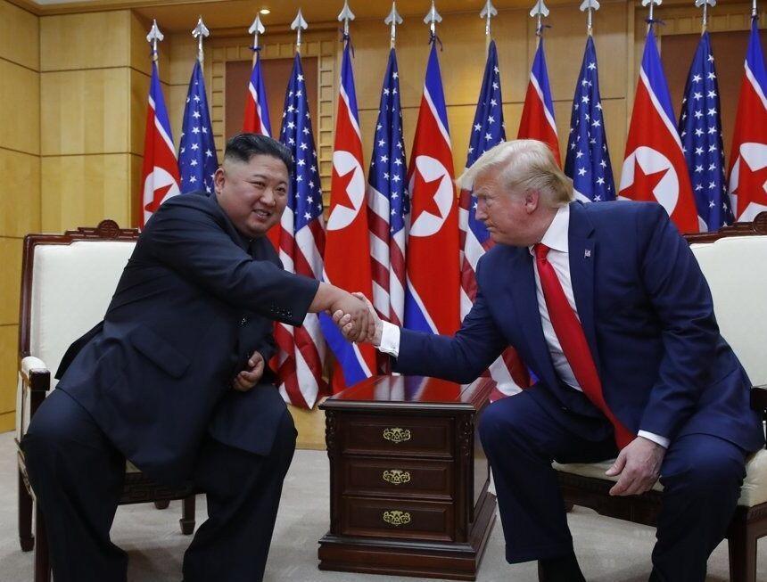 احتمال نشست سران آمریکا و کره شمالی وجود دارد