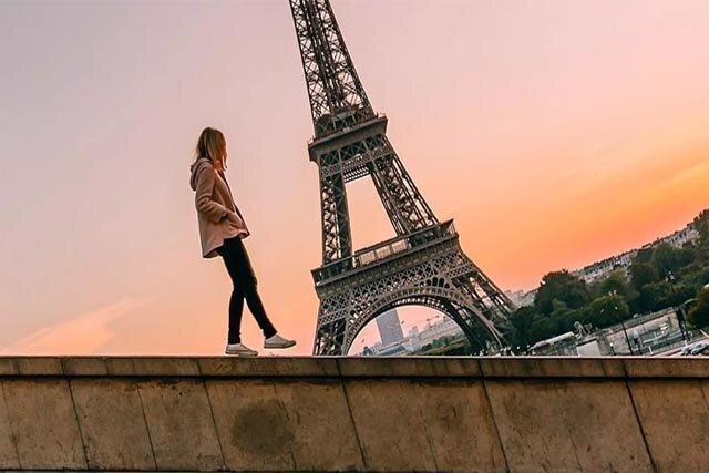 اماکن معروف پاریس برای گردشگران