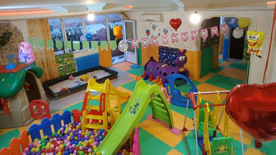 راه اندازی پارک ویژه و خانه های بازی بچه ها در منطقه 6 تهران