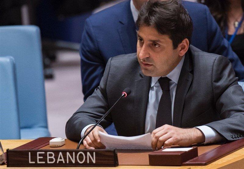 پاسخ سفیر لبنان به ابراز همدردی ظریف