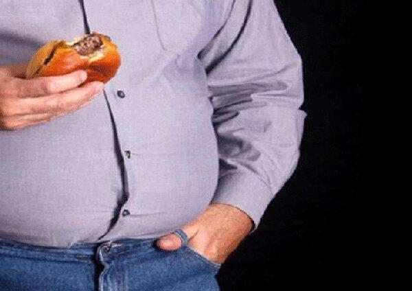 آثار منفی اضافه وزن در بیماران کرونا