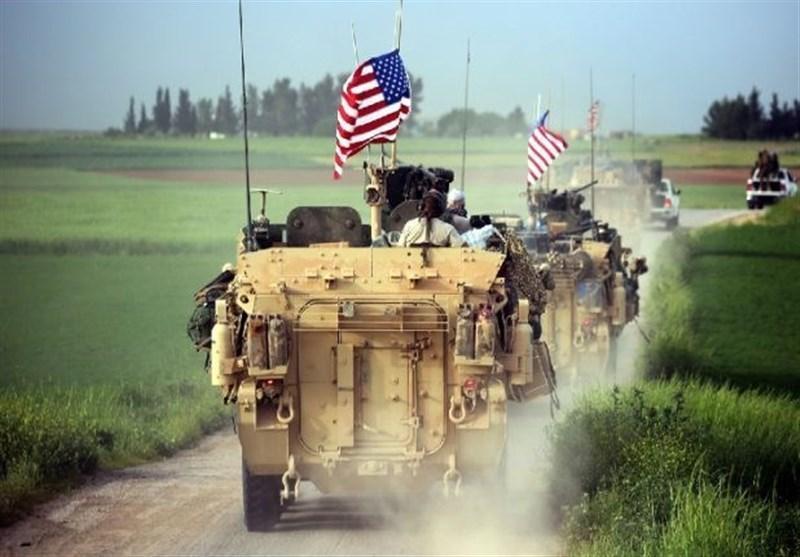 وقوع 2 انفجار در راستا کاروان ائتلاف آمریکایی در عراق