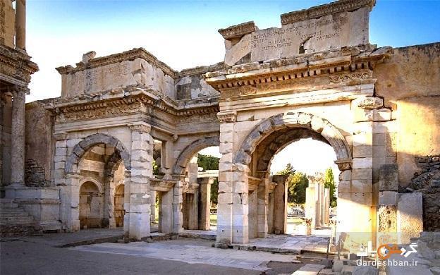 شهر باستانی افه سوس ازمیر