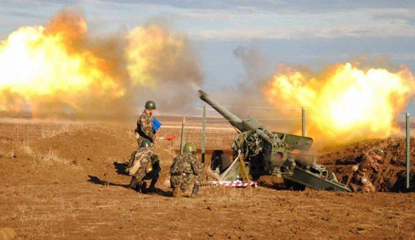 ترتر وقوبادلیزیر آتش ارمنستان