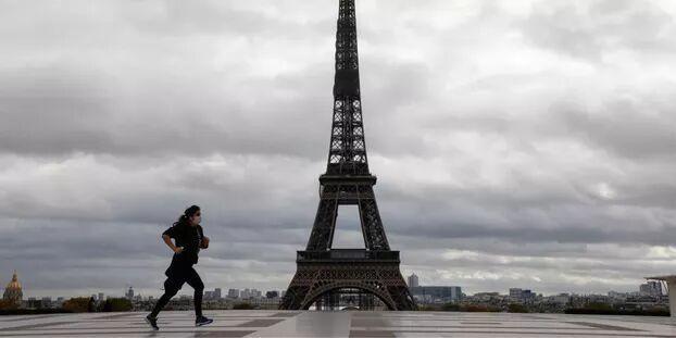 75 هزار فرانسوی در پی قرنطینه دوباره پاریس را ترک کردند
