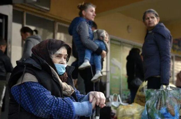 25000 آواره جنگ آذر بایجان و ارمنستان به خانه هایشان باز گشته اند