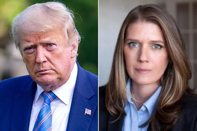 ترامپ در یک خشم غیرقابل کنترل است کسی باید جلوی او را بگیرد