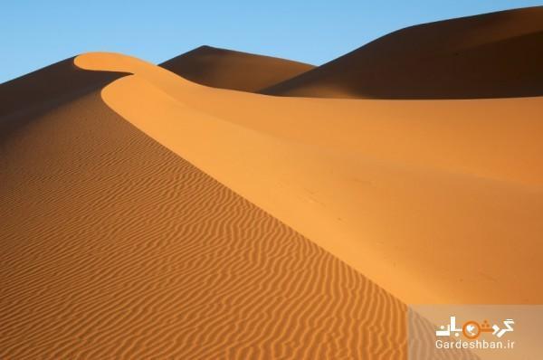 از دودکش جن تا صحرایی با شن درمانگر؛ عجایب طبیعت که کمتر دیده اید