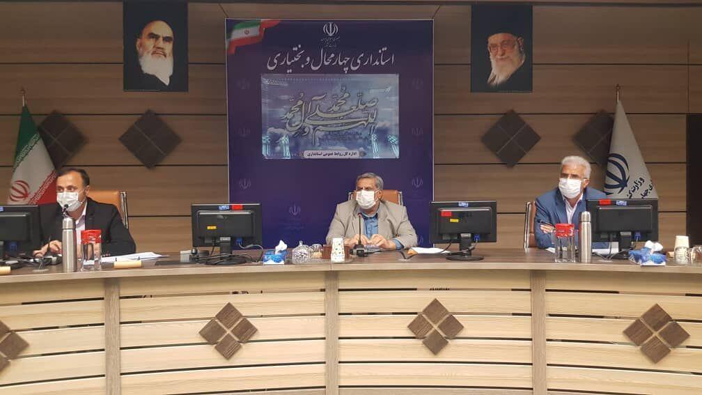 خبرنگاران نظارت بر بازار چهارمحال و بختیاری تشدید می شود