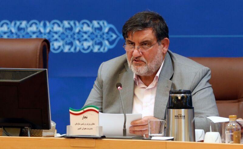 خبرنگاران نجار: هیچ مبلغی برای مقابله با بلایای طبیعی خوزستان داده نشد
