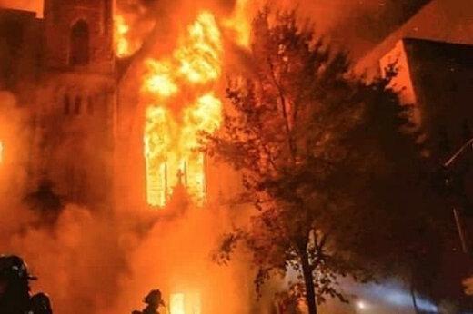 جزییات تکاندهنده از آتشسوزی و مرگ 6 نفر در جنوب تهران
