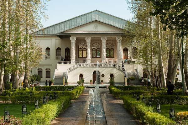 باغ فردوس تهران؛ تلفیق جاذبه های گردشگری با موزه سینما