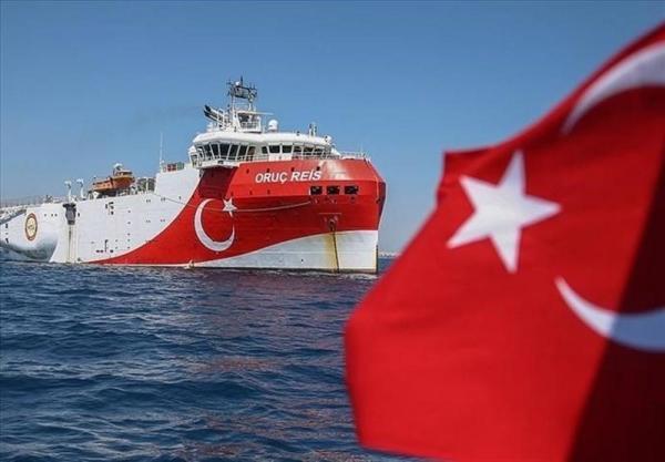تمدید فعالیت اکتشافی کشتی اروچ رئیس در مدیترانه شرقی