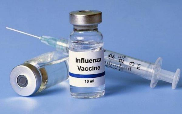 توزیع واکسن آنفلوآنزا در داروخانه هلال احمر مشهد