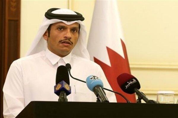 توییت وزیر خارجه قطر درباره سفرش به ایران