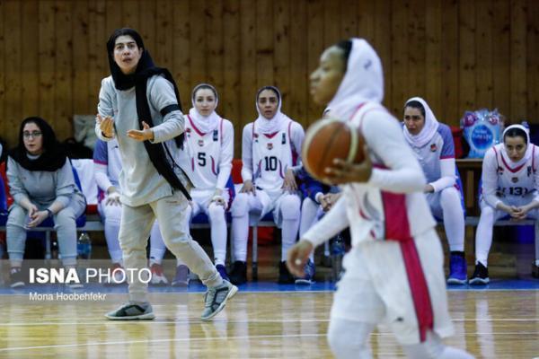 شروع مرحله پلی آف بسکتبال زنان، نفت هم بالاخره مغلوب شد