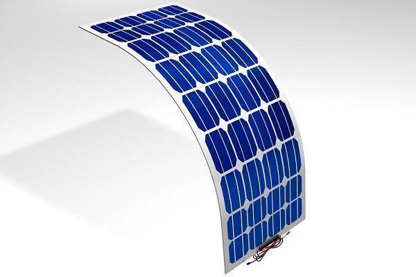 صفحه خورشیدی کاملاً تاشو و مقاوم در برابر فشار فراوری شد