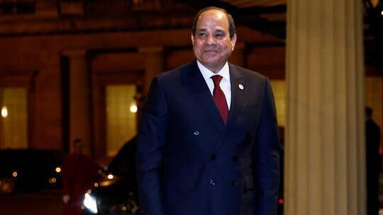 تماس تلفنی سیسی با رئیس شورای ریاستی لیبی