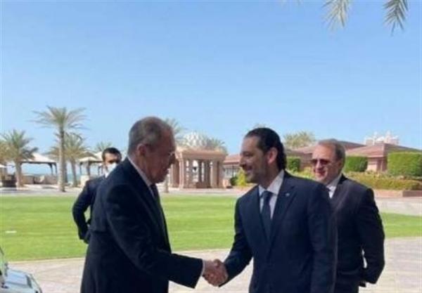 لبنان، ملاقات حریری با لاوروف در ابوظبی و احتمال سفر هیئتی از روسیه به بیروت