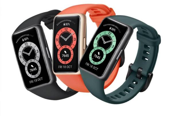 هواوی دستبند هوشمند Band 6 را معرفی کرد
