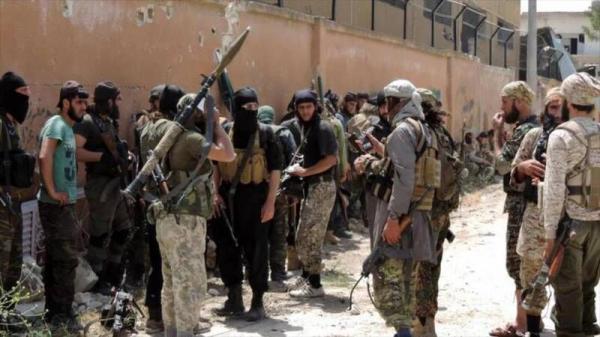 خبرنگاران درگیری جدید میان تروریست های سوری