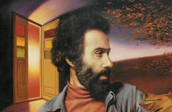 سهراب سپهری شاعر نقاش، ترسیم گر صدای پای آب