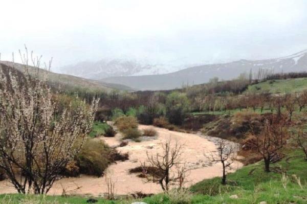 خبرنگاران مجموع بارندگی سال زراعی سمیرم به 410 میلی متر رسید