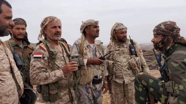 خبرنگاران جدایی یکی از فرماندهان وابسته به امارات در یمن