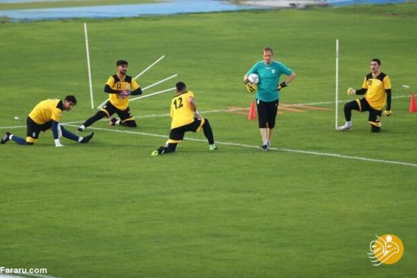 تغییرات در تیم ملی برای بازی با کامبوج؛ نیمکت نشینی بیرانوند