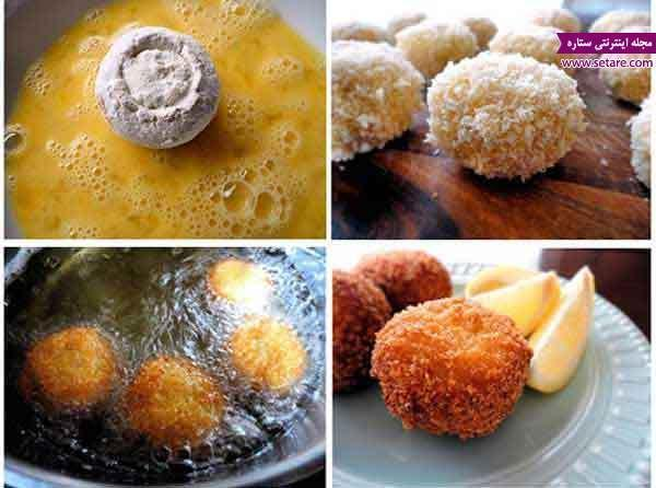 طرز تهیه قارچ سوخاری رستورانی خوشمزه به چند روش