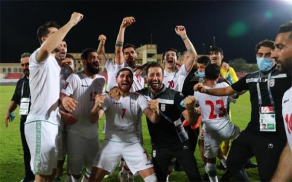 پاداش صعود به حساب ملی پوشان فوتبال ایران واریز شد
