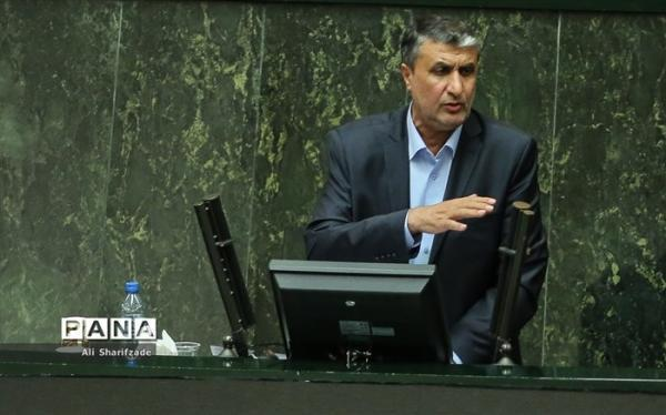 از9 نفر نماینده 5 نفر از پاسخ وزیر راه قانع شدند