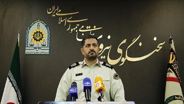 امنیت کامل در مرز های شرقی ایران با افغانستان برقرار است